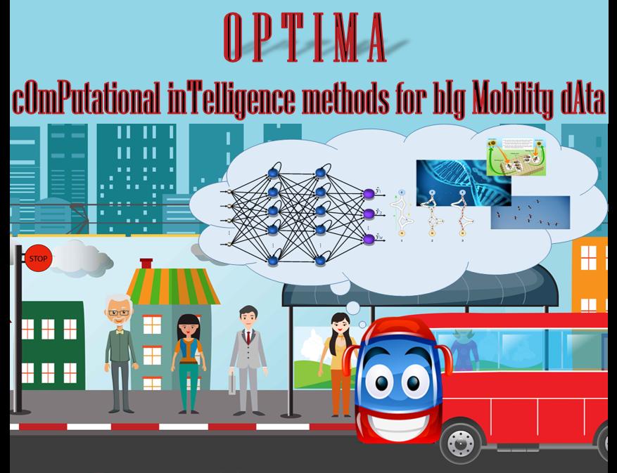OPTIMA – Computational Intelligence Methods for Big Mobility Data