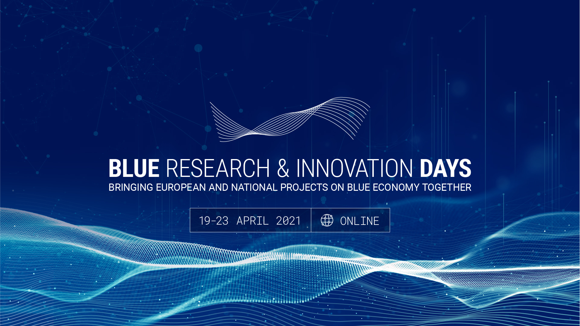 BLUE RESEARCH AND INNOVATION DAYS – the Data Science Lab is there!