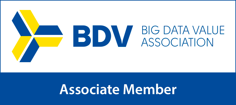 The Data Science Lab is admitted as associate member of the BDVA/DAIRO Association